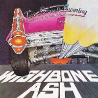 Cover Wishbone Ash - Twin Barrels Burning