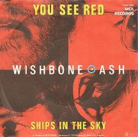Cover Wishbone Ash - You See Red