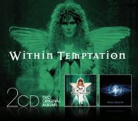 Cover Within Temptation - Mother Earth + The Silent Force