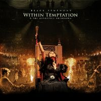Cover Within Temptation & The Metropole Orchestra - Black Symphony