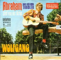 Cover Wolfgang - Abraham (Das Lied vom Trödler)