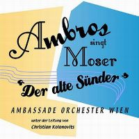 Cover Wolfgang Ambros - Ambros singt Moser