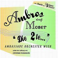 """Cover Wolfgang Ambros - Ambros singt Moser """"Die 2te ..."""""""