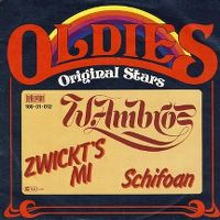 Cover Wolfgang Ambros - Zwickt's mi