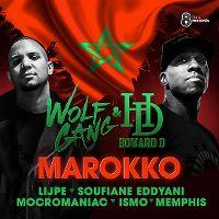 Cover Wolfgang & Howard D feat. Soufiane Eddyani, Lijpe, Ismo, MocroManiac & Memphis - Marokko