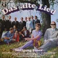 Cover Wolfgang Sauer - Das alte Lied