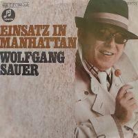 Cover Wolfgang Sauer - Einsatz in Manhattan