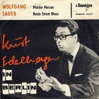 Cover Wolfgang Sauer - Mackie Messer