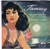 Cover Wolfgang Sauer - Tammy