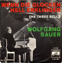 Cover Wolfgang Sauer - Wenn die Glocken hell erklingen