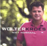 Cover Wolter Kroes - Niet normaal