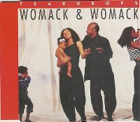 Cover Womack & Womack - Teardrops