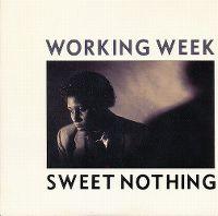 Cover Working Week - Sweet Nothing