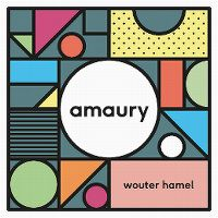 Cover Wouter Hamel - Amaury