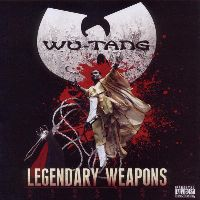 Cover Wu-Tang - Legendary Weapons