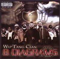 Cover Wu-Tang Clan - 8 Diagrams