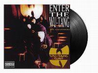 Cover Wu-Tang Clan - Enter The Wu-Tang - 36 Chambers