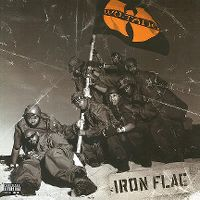 Cover Wu-Tang Clan - Iron Flag