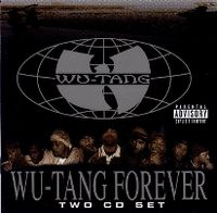 Cover Wu-Tang Clan - Wu-Tang Forever