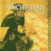Cover Wyclef Jean - Welcome To Haiti / Creole 101