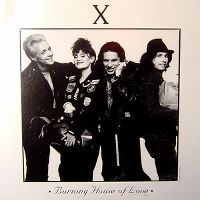 Cover X - Burning House Of Love