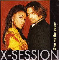 Cover X-Session - Give Me The Power