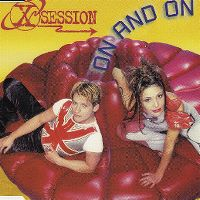 Cover X-Session - On And On