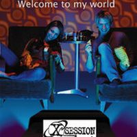 Cover X-Session - Welcome To My World
