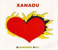 Cover Xanadu - Brennendes Herz