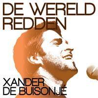 Cover Xander de Buisonjé - De wereld redden