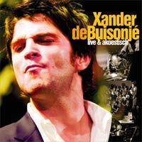 Cover Xander de Buisonjé - Live & akoestisch