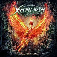 Cover Xandria - Sacrificium