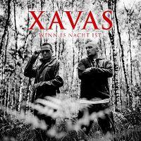 Cover Xavas - Wenn es Nacht ist