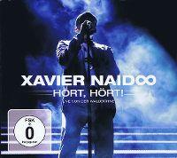 Cover Xavier Naidoo - Hört, hört! Live von der Waldbühne
