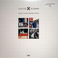 Cover Xavier Naidoo - Nicht von dieser Welt