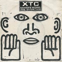 Cover XTC - Senses Working Overtime