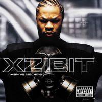 Cover Xzibit - Man vs. Machine