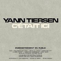 Cover Yann Tiersen - C'était ici