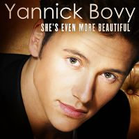 Cover Yannick Bovy - She's Even More Beautiful