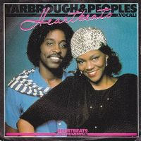 Cover Yarbrough & Peoples - Heartbeats