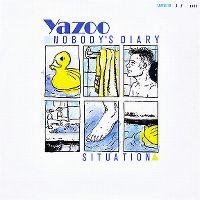 Cover Yazoo - Nobody's Diary