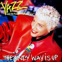 Cover Yazz And The Plastic Population - The Only Way Is Up