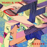 Cover Years & Years - Desire