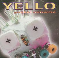 Cover Yello - Pocket Universe