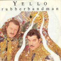 Cover Yello - Rubberbandman
