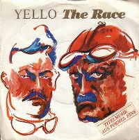 Cover Yello - The Race