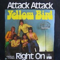 Cover Yellow Bird - Attack Attack