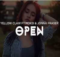 Cover Yellow Claw feat. Moksi & Jonna Fraser - Open