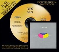 Cover Yes - 90125