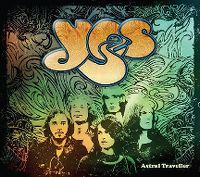 Cover Yes - Astral Traveller